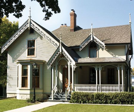 American house styles for Types of houses in america
