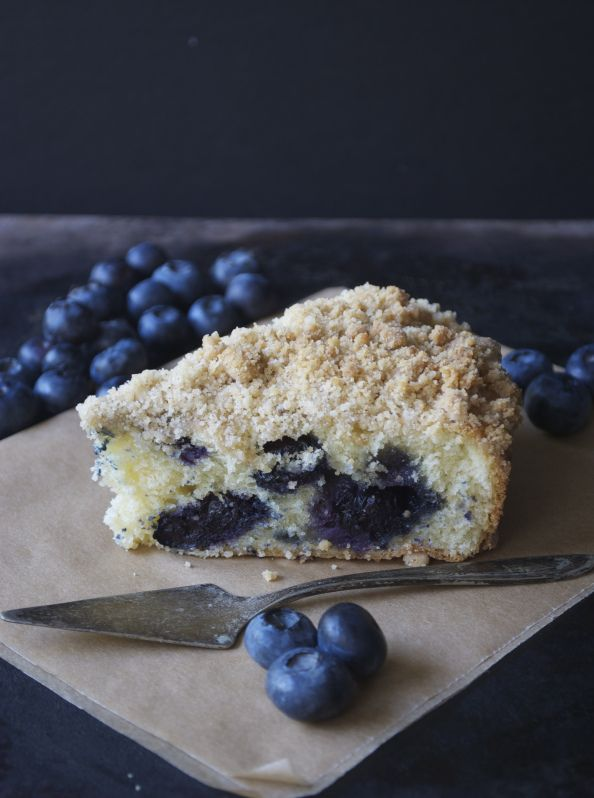 Blueberry Crumb Cake | Dessert - Other | Pinterest