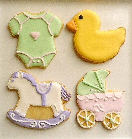 Edible Baby Shower Favor Ideas