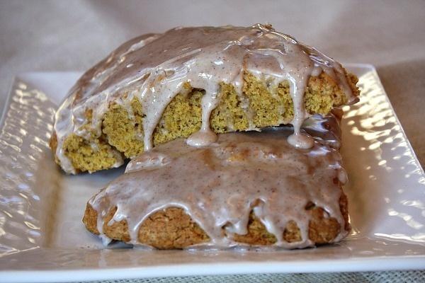 Starbucks Pumpkin Scones | Bread, Muffins, and Scones | Pinterest