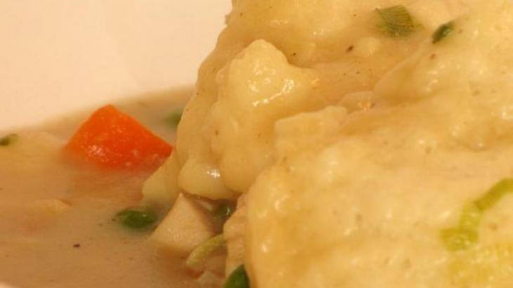 Turkey and Dumplings | FOOD!! | Pinterest