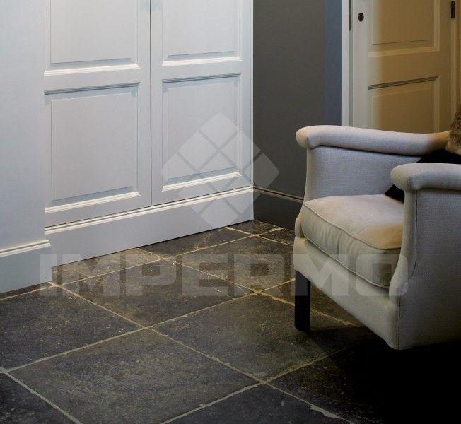 Keuken Blauwe Steen : Blauwe steen vloer vloeren Pinterest