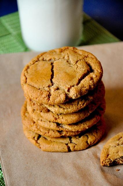 Molasses Cookies | Baking Recipes | Pinterest