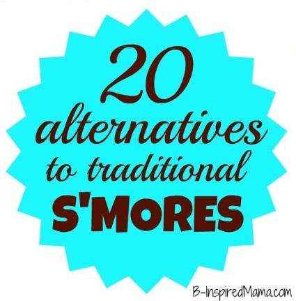 mens white wallet 20 Alternatives to Traditional Smores