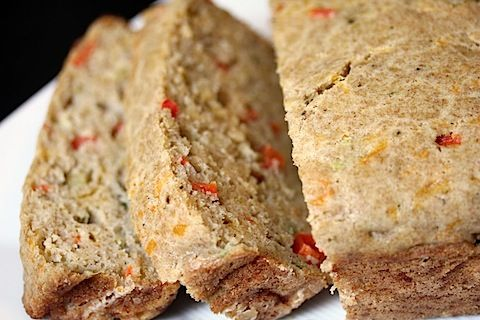 Chile-Cheddar Bread | Eat...Drink...♨ | Pinterest