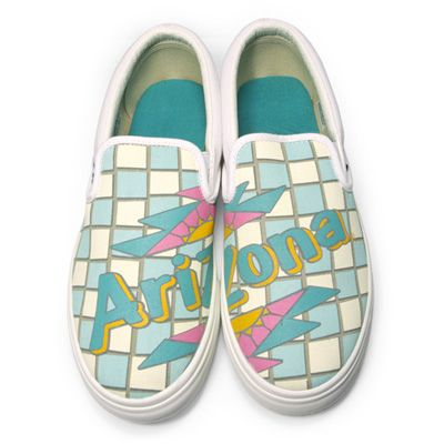 AriZona Slip on Shoes -- Size 7/7.5