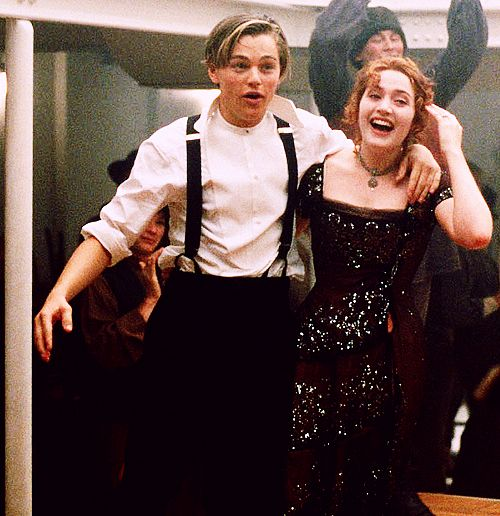 jack and rose relationship in titanic