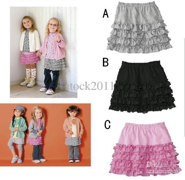 Kids Girl Short Skirts and Dresses