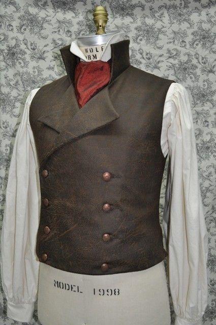 another waistcoat, 120