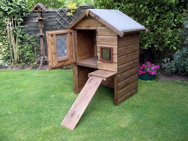 Emily Luxury Cat House