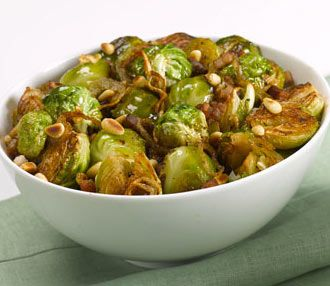 Roasted Balsamic Brussel Sprouts | Sassy Sides | Pinterest