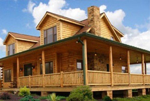 modular home modular homes log cabin style