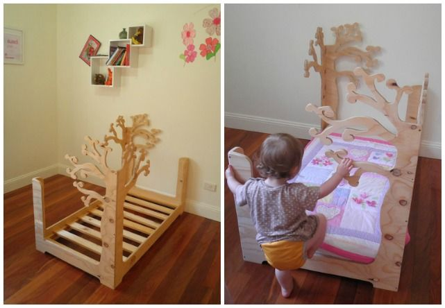 Cute Toddler Bed