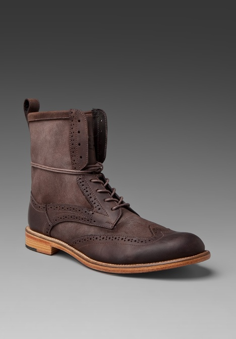 Zuriick Andre Lace Up Boots