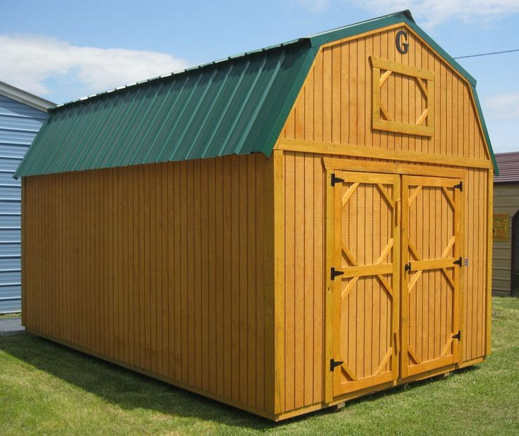 12x16 portable buildings joy studio design gallery for 12x28 shed