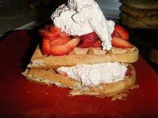 Waffles of Insane Greatness | things i like | Pinterest