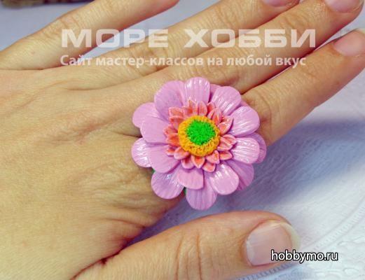 Своими руками украшения из полимерной глины
