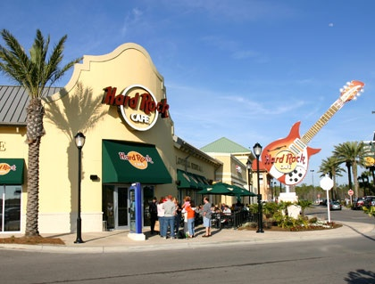 Is There A Hard Rock Cafe In Destin Florida