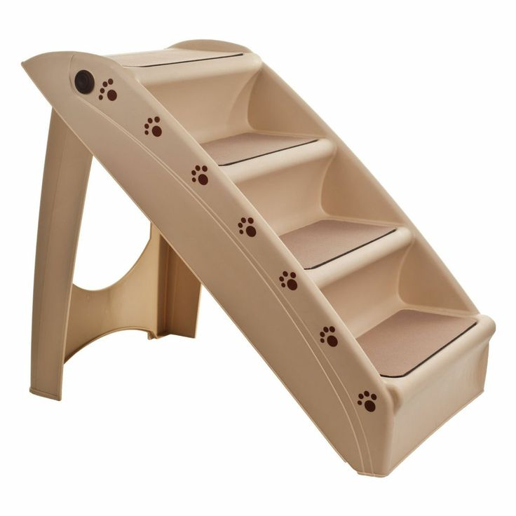 Folding Pet Staircase Stairway Steps Stairs Dog Cat Puppy