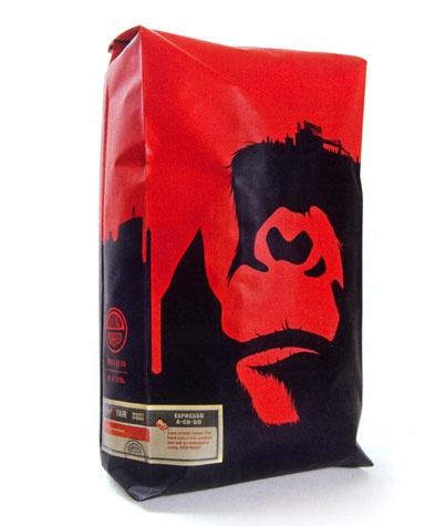 Gorilla Coffee!