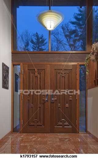 nice double front door entry door pinterest