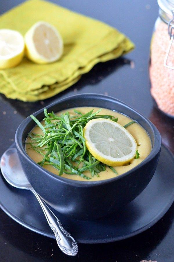 Lebanese lentils and spinach soup | Endometriosis Recipes | Pinterest