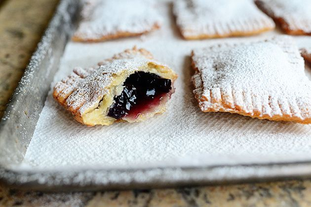 Fried Fruit Pies | Recipe