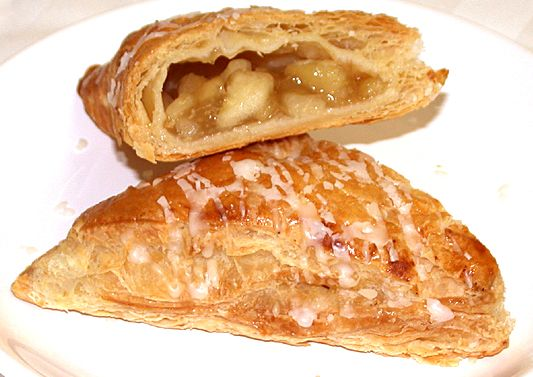 Apple Turnovers Recipe by Flavor.of.Europe | iFood.tv