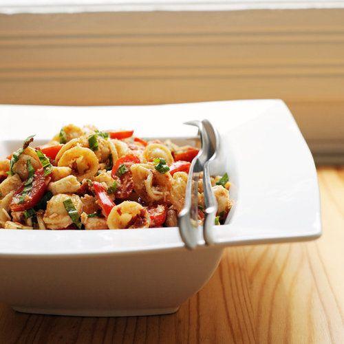 Sun-Dried Tomato Pasta Salad | yumilicious.... | Pinterest