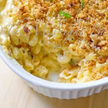 Classic Cheddar Bacon Macaroni & Cheese | Yummy recipes | Pinterest