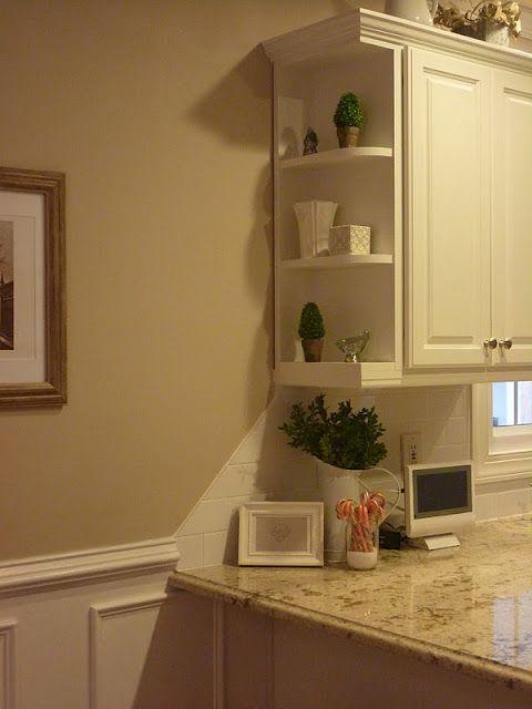 Corner Kitchen Cabinet Shelf. Pantry. Image Of Rta Cabinet Boxes ...