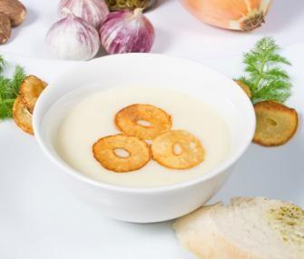 Anthony Balassone's Roasted Garlic Soup: bit.ly/1uyNzw4 #fallrecipes