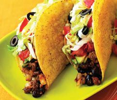 Sounds yummy and without commercial taco seasoning for the meat. Going ...