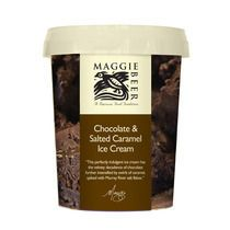 Maggie Beer Chocolate and Salted Caramel Ice Cream