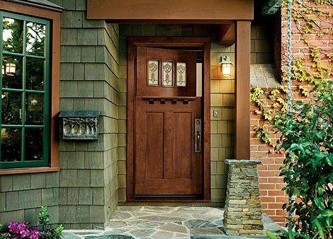 Jeld Wen Exterior Doors Craftsman Craftsman Design