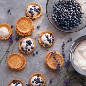 cornmeal cake with blueberries and maple whipped cream cornmeal cake ...