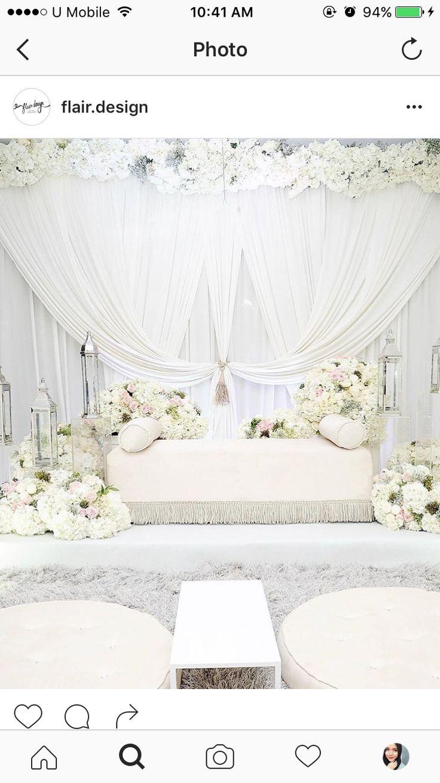 Malay simple wedding
