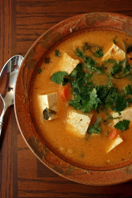 Thai Coconut Curry Soup | Recipes | Pinterest