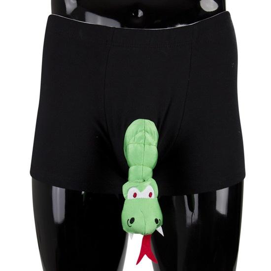 Funny Underwear Serpiente Talla Nica Snake