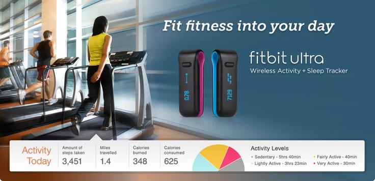 Fitbit workout pinterest