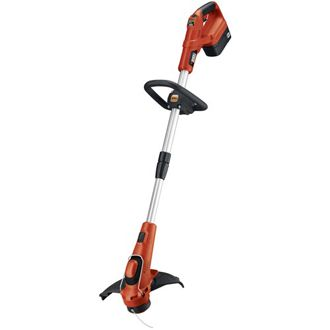 High performance 24v string trimmer edger with powercommand nst1024