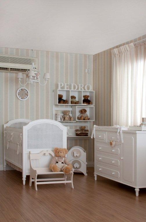 Imagens de quartos de bebê decorados  MIMO INFANTIL