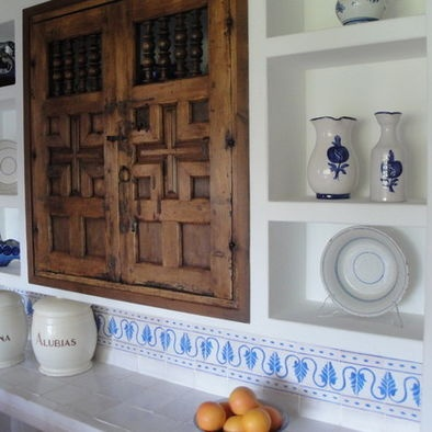 Old Doors Used For Kitchen Cabinets Repurposing Pinterest