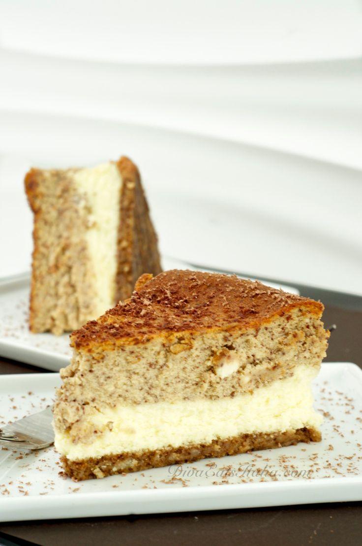 Tiramisu Cheesecake | Recipes/Cooking | Pinterest
