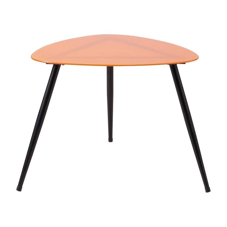 Table basse ronde vintage la redoute - Table ronde vintage ...