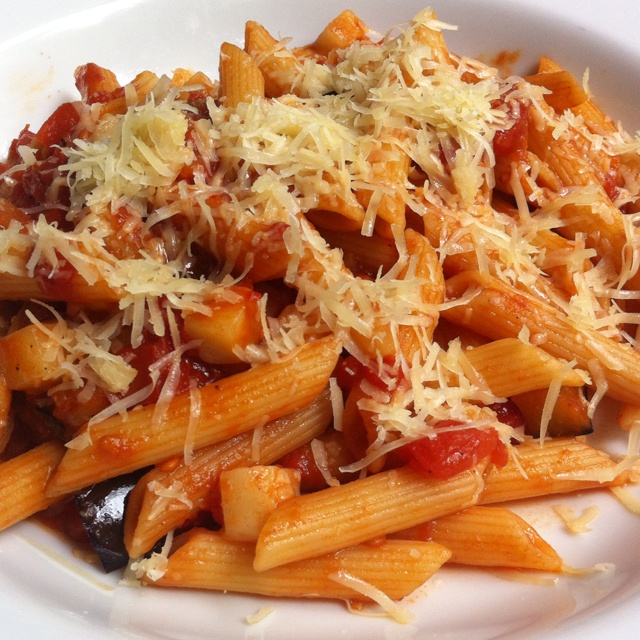 ... five cheeses recipe on food52 penne with tomato cream and five cheeses