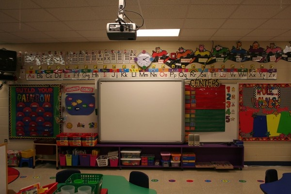 Classroom Storage Ideas : Storage ideas for small classroom
