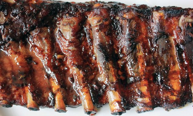 Slow-Roast Tender Chinese Spareribs For your next game day, go with ...