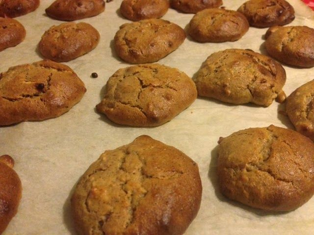 ... PB& honey cookies These do have honey but could sub that won't with