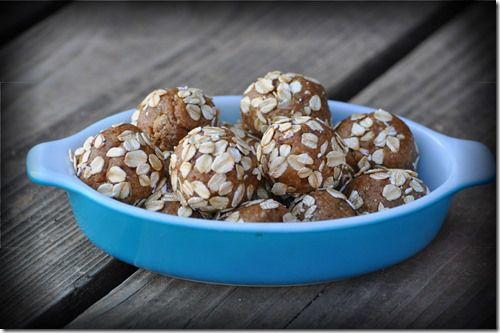 No Bake Gingerbread Cookie Bites | Glorious Food | Pinterest